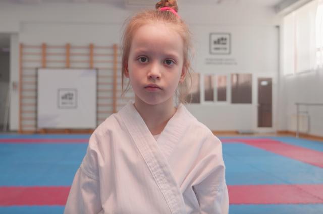 Шестилетняя тюменка планирует побить российский рекорд по подтягиваниям