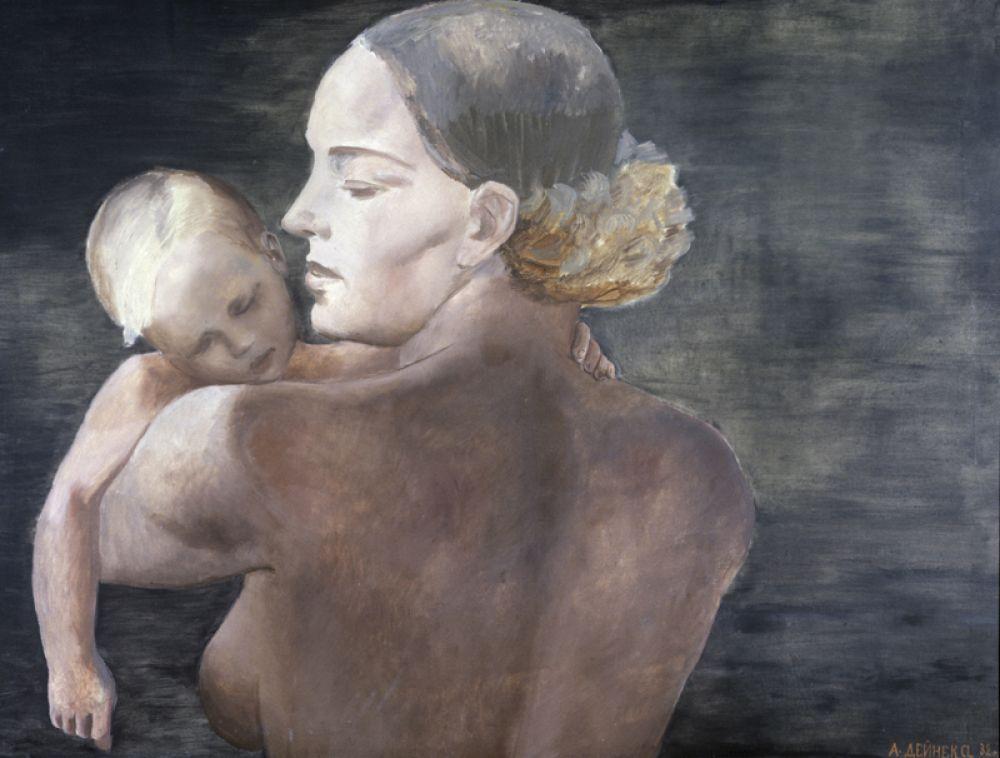 «Мать» (1932).