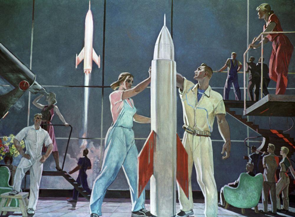 «Покорители космоса» (1961).