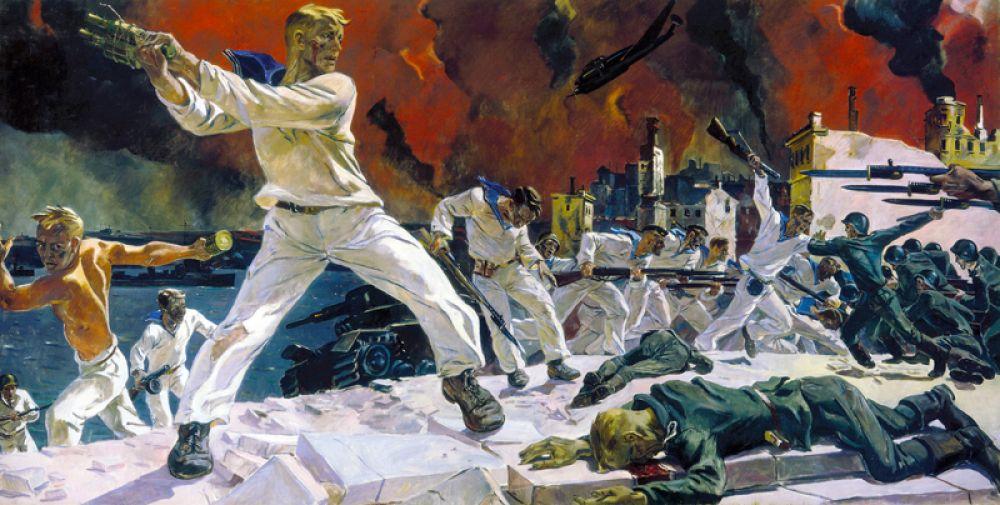 «Оборона Севастополя» (1942).