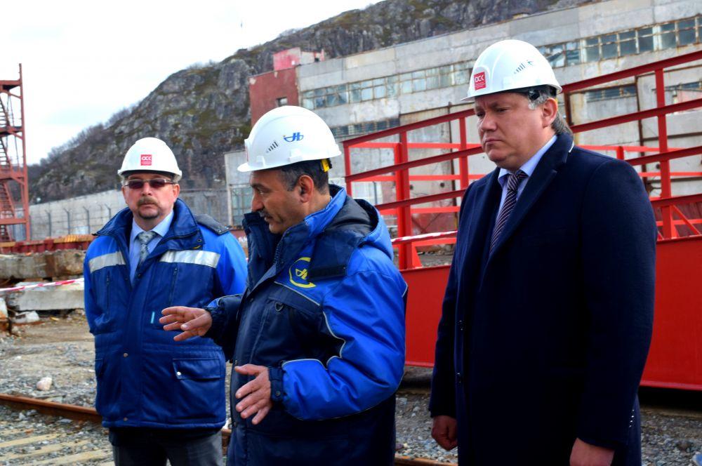 Представители «Атомфлота» и СРЗ «Нерпа» рассказали о ходе работ по утилизации атомных ледоколов
