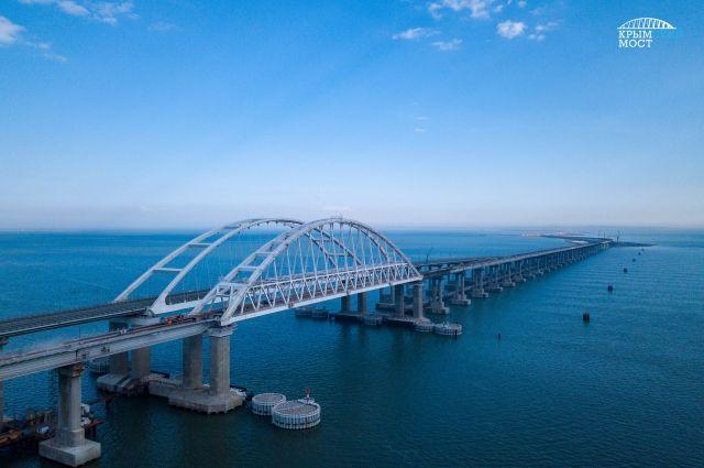 Украина несет экономические потери из-за Крымского моста