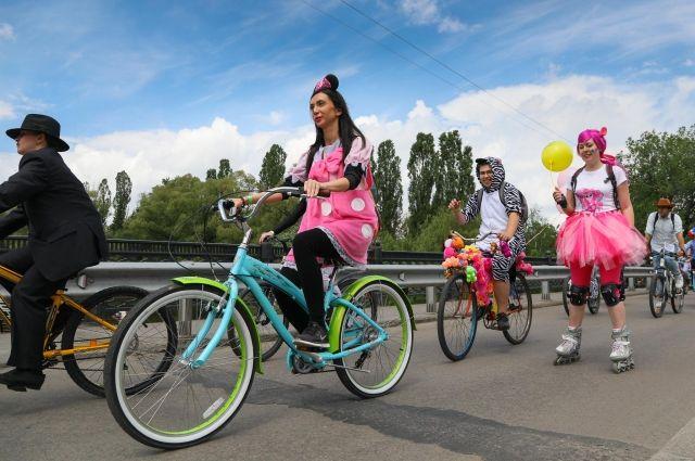 В Тюмени в День России состоятся велопарад и велофестиваль