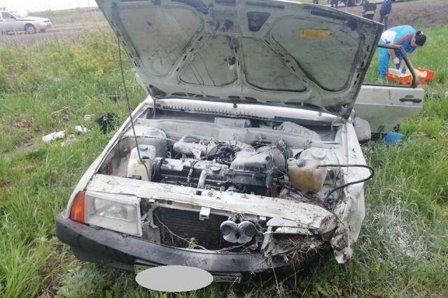 В Переволоцком районе на трассе Оренбург - Самара в ДТП погибла женщина.