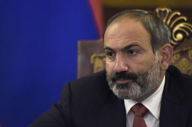 Пашинян анонсировал второй этап «революции» в Армении