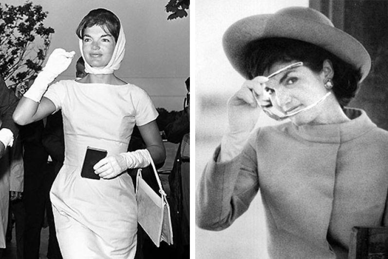 В выборе платьев и костюмов Жаклин особо доверяла вкусу парижских мастеров моды. Причем не только в выборе одежды, но и интерьеров - оформлять Белый Дом ей также помогали французские модельеры.