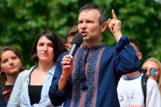 Вакарчук пообещал не бросать музыку ради политики