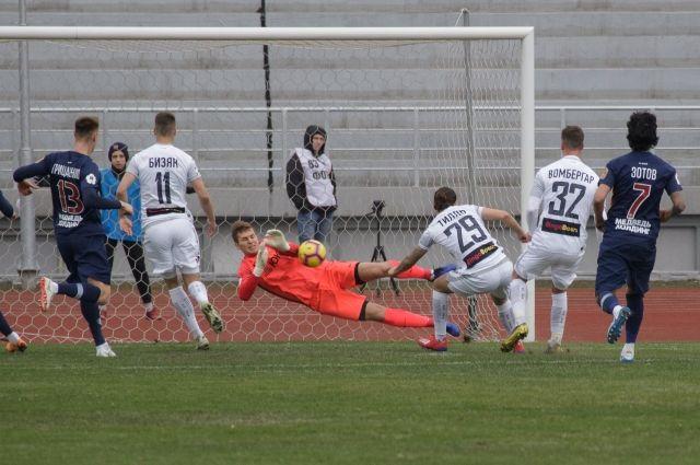 Красноярцы любят свой клуб, несмотря на его поражения