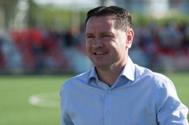 Аленичев вывел команду «Енисей» в Премьер-лигу, обыграв «Анжи» в стыковых матчах