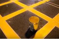 «Вафельница» обозначает участок, куда выезжать автомобилям запрещается, если впереди образовался затор