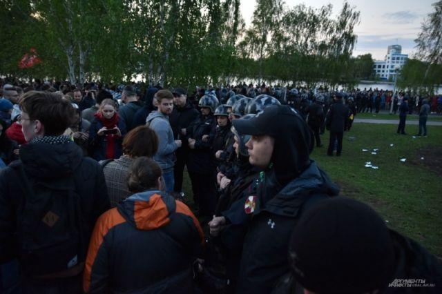 Итоги опроса по храму в Екатеринбурге власти готовы признать обязательными