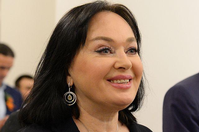Лариса Гузеева.