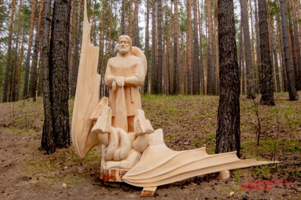 Темой следующего, юбилейного года, стали известные строки Пушкина «Там лес и дол видений полны…»