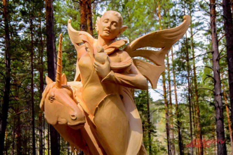 Работа «Легенды волшебного леса» заняла второе место фестиваля