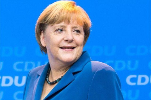 Меркель поздравила Зеленского со вступлением в должность