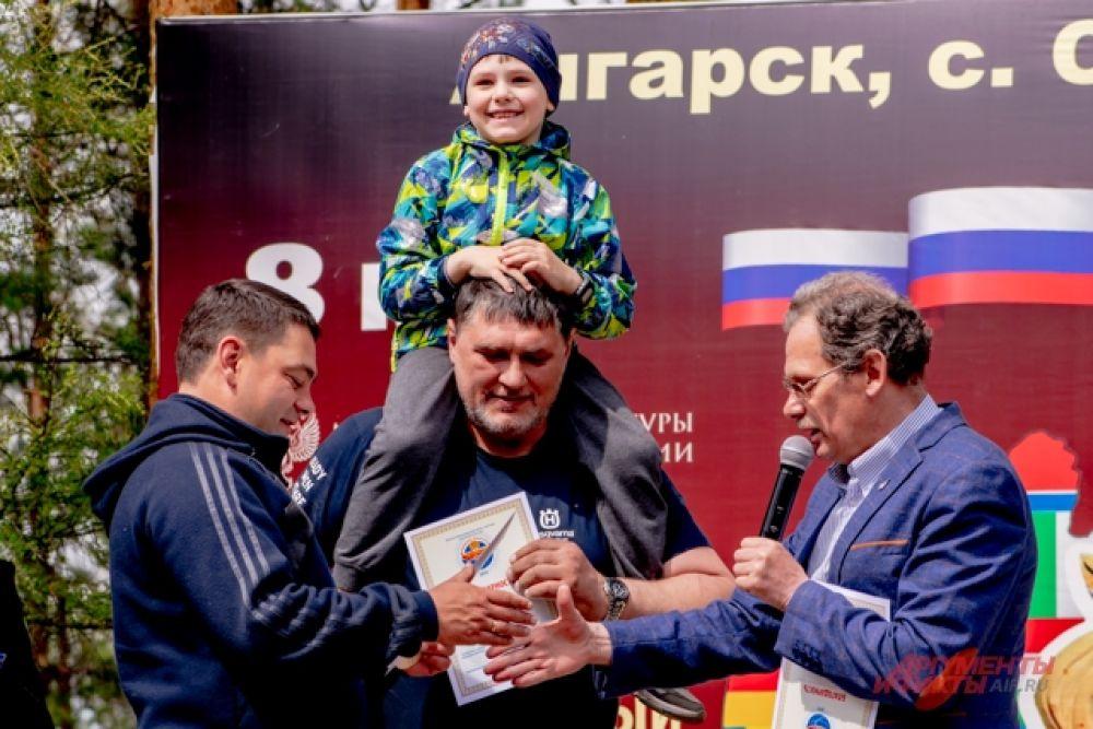 Посмотреть на закрытие приехали зрители из разных городов Иркутской области и не только