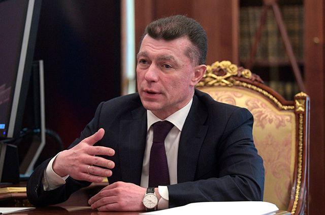 Топилин: в РФ увеличат минимальный размер оплаты труда