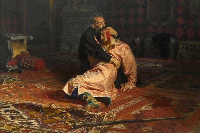 Третьяковская галерея подаст иск к повредившему картину Репина