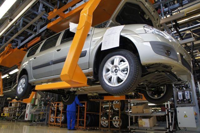 «АвтоВАЗ» отзовет почти 33 тыс. Lada Largus из-за проблем с тормозами