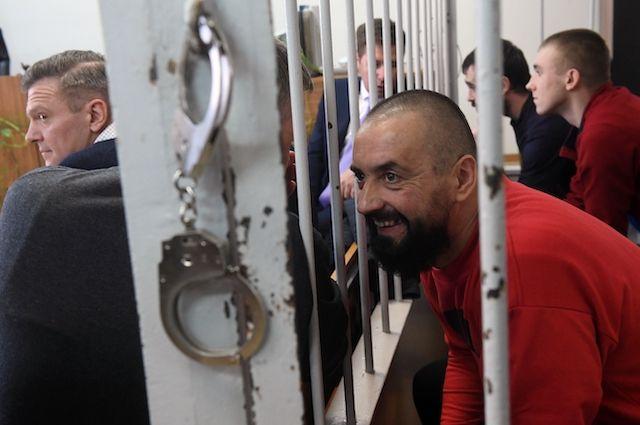 Суд отклонил жалобу на продление ареста четырех украинских моряков