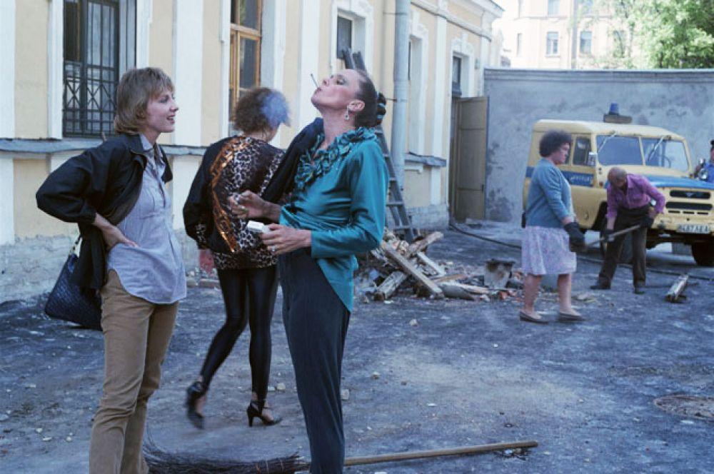 «Интердевочка» (1989) — Зина Мелейко.