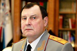 Заместитель министра обороны Дмитрий Булгаков.