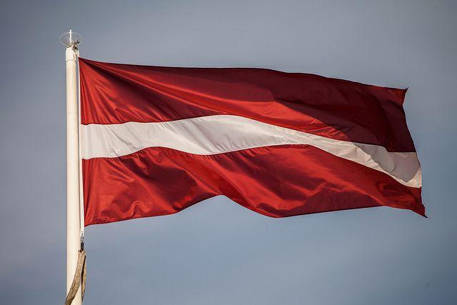 В парламент Латвии внесли законопроект о запрете георгиевской ленты