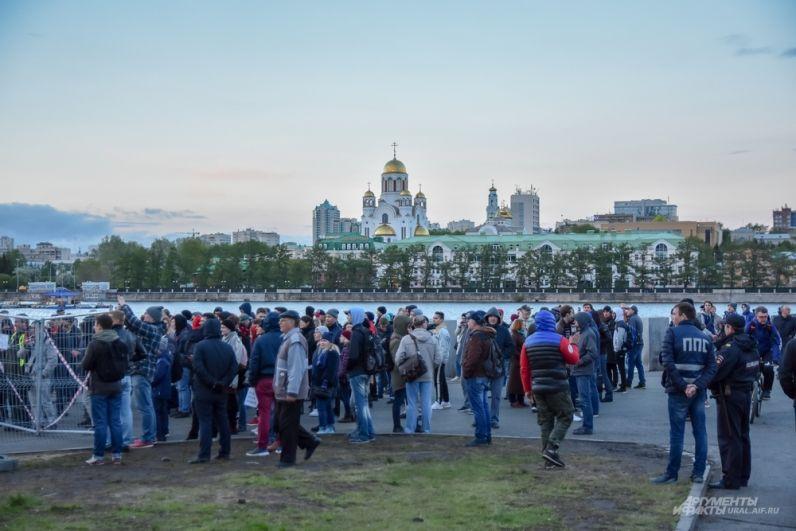 Екатеринбург сегодня будет спать спокойно!