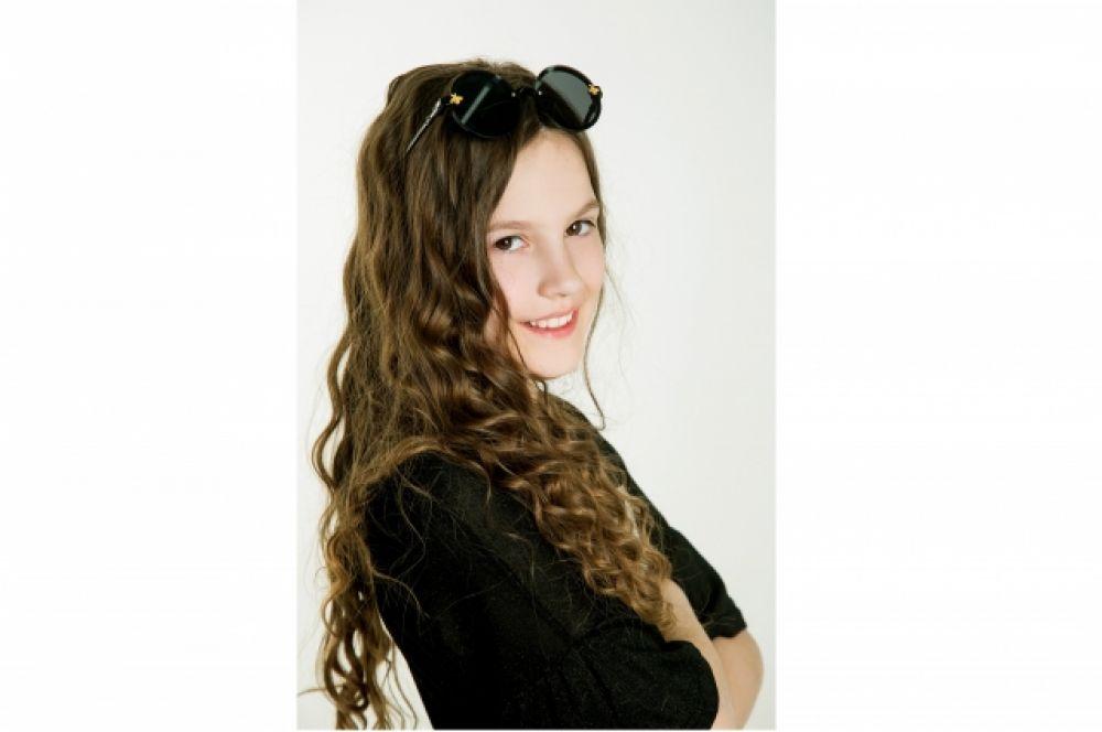 Гулей Анна, 10 лет