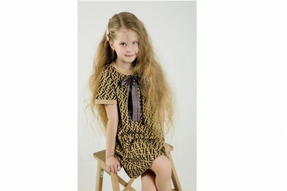 Карабанева Анастасия, 6 лет