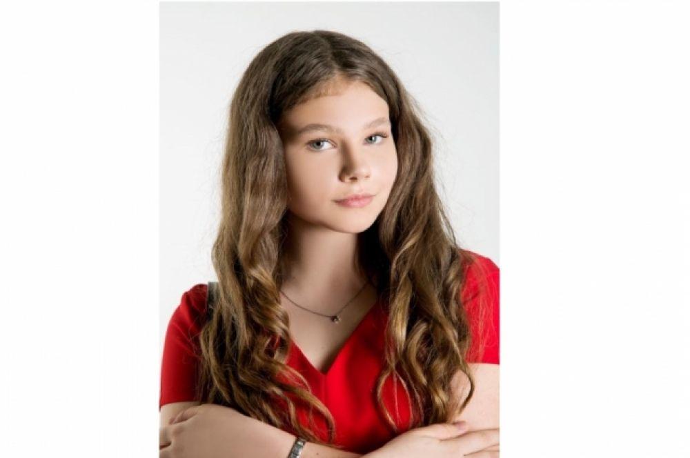 Симоненко Юлия, 13 лет