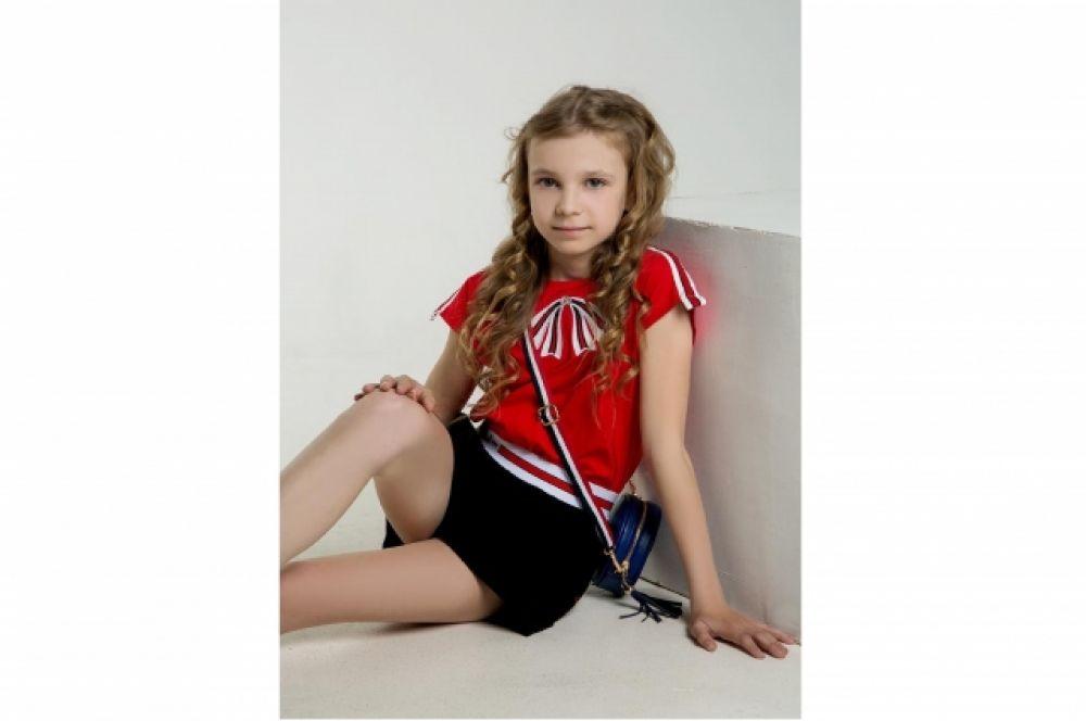 Ефременко Владислава, 10 лет
