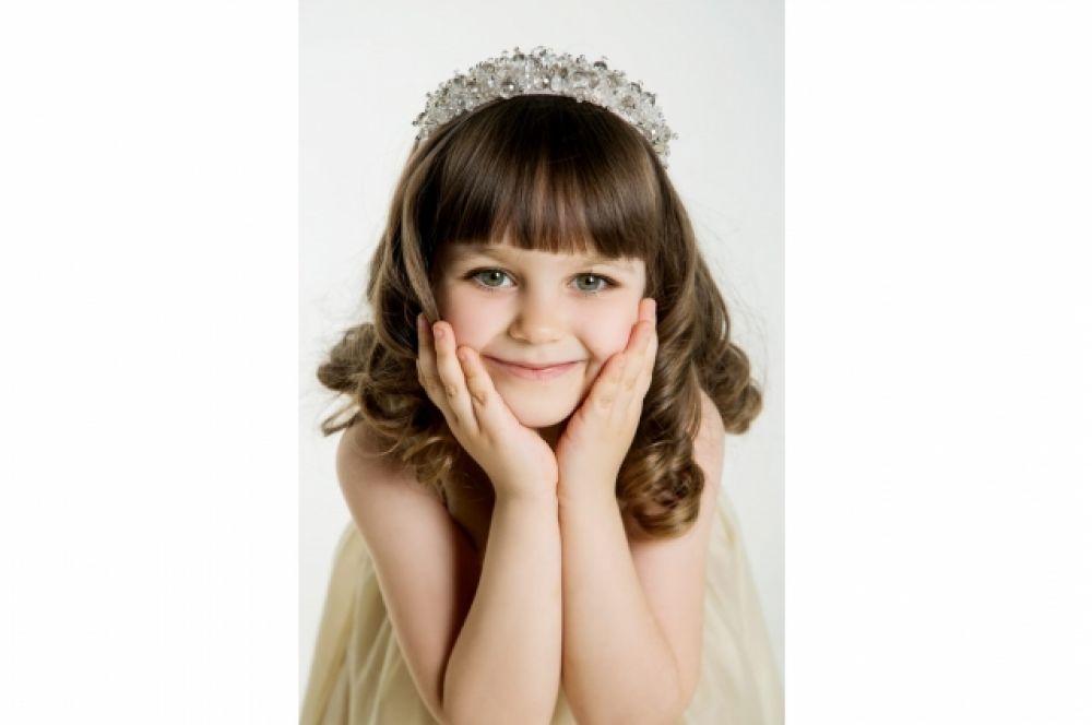 Зинченко Мария, 4 года