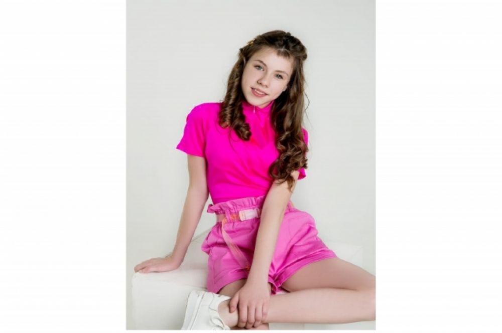Притула Фрида, 13 лет
