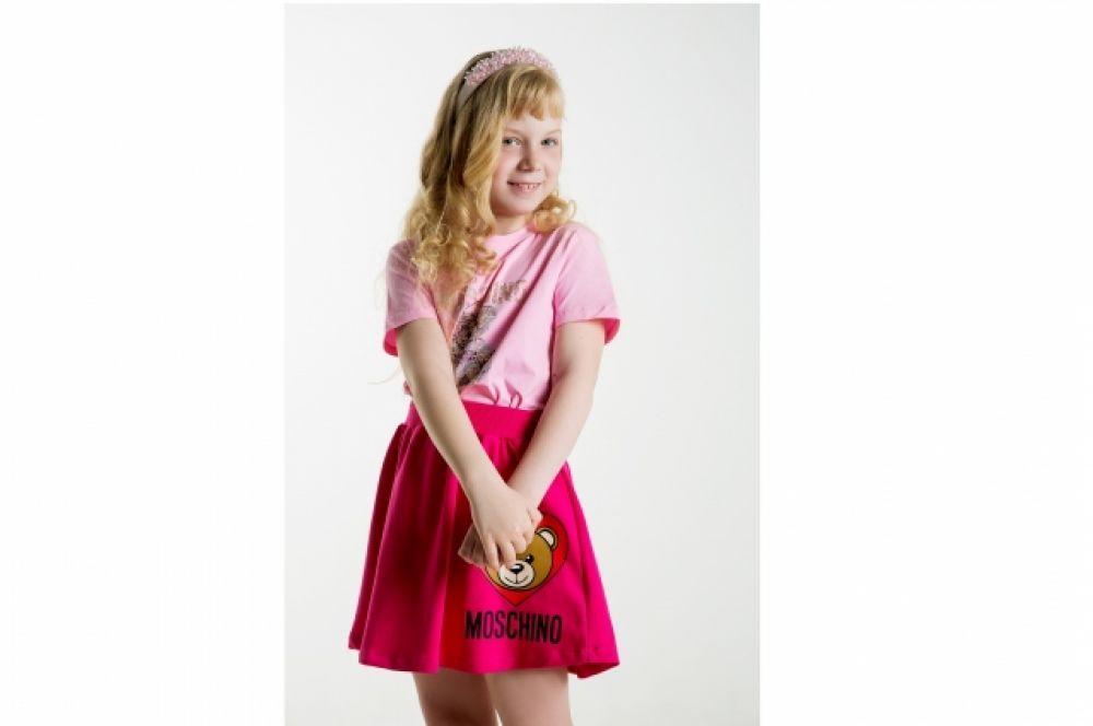 Андреева Даша, 8 лет