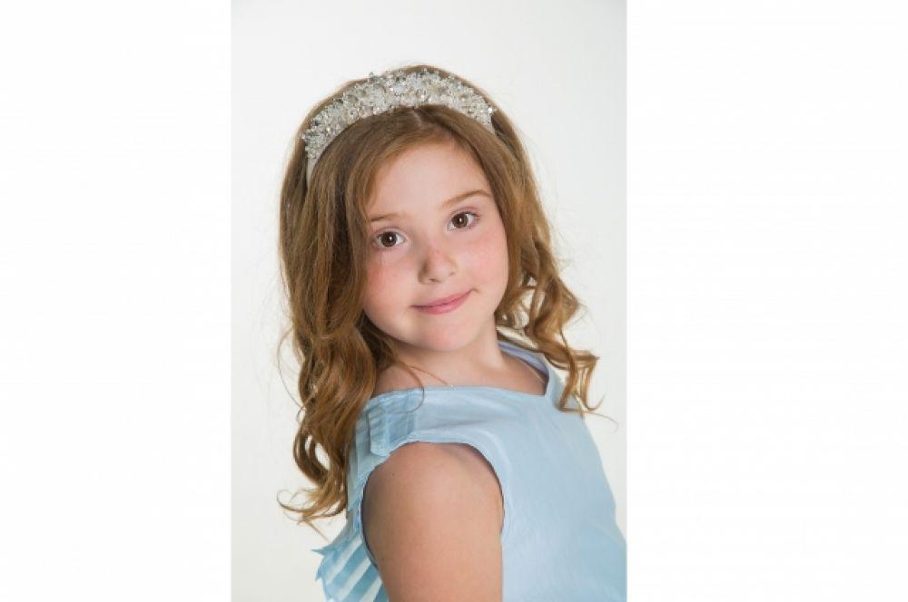 Гердт Ева, 6 лет