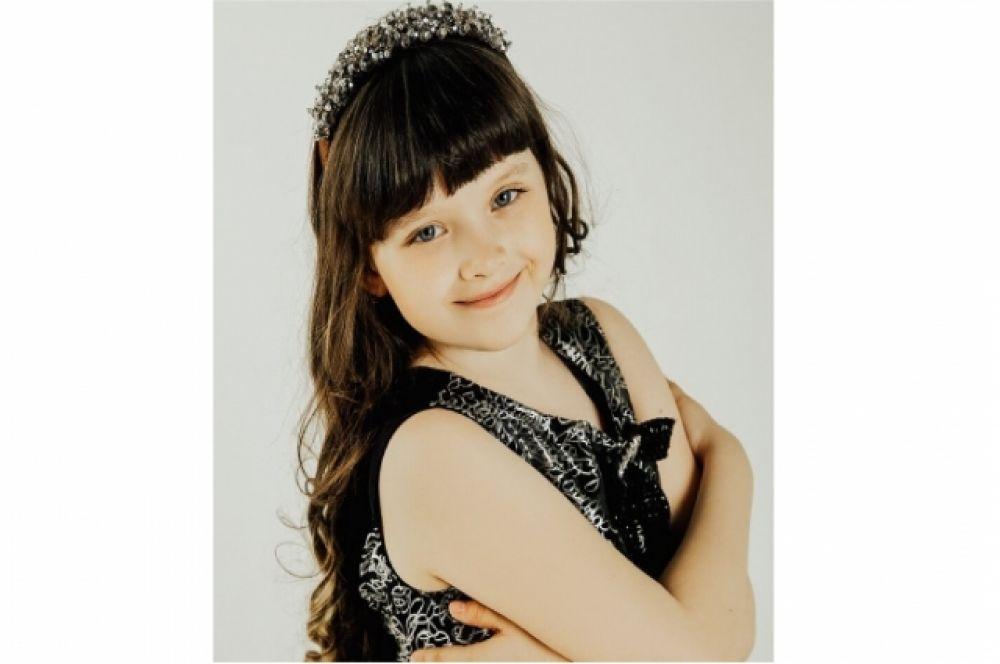 Горина Алена, 8 лет