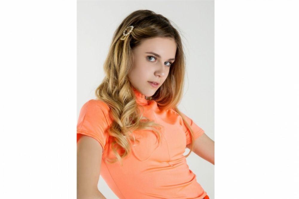 Федотова Марианна, 15 лет