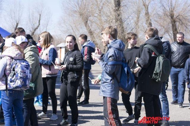 В Омской области пройдёт слёт студенческих отрядов