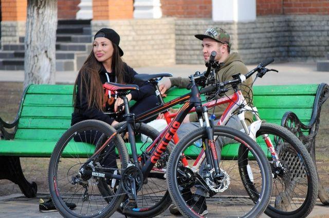 Тюменских велосипедистов приглашают к участию в конкурсе фотографий