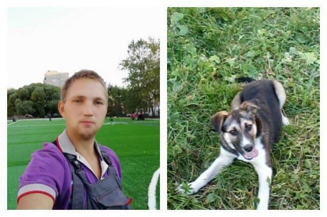 Когда Вячеслава Петрина искали волонтёры, они тоже набрели в лесу на медведя.