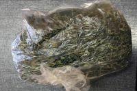 У 58-летней жительницы Гусева нашли 1 кг марихуаны