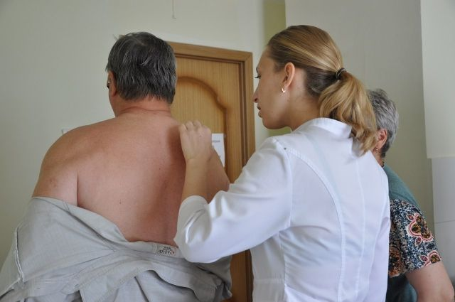 В крае высокое выявление заболевания на ранней стадии - 80%.