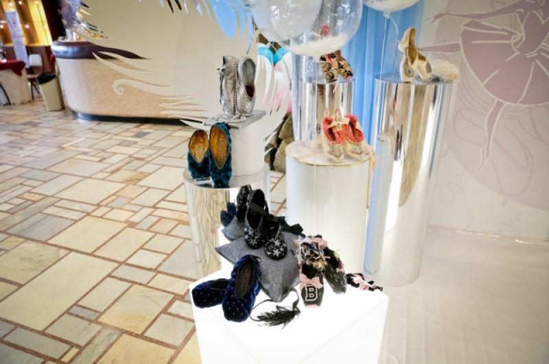 Пуанты - это теперь не только балетная обувь.