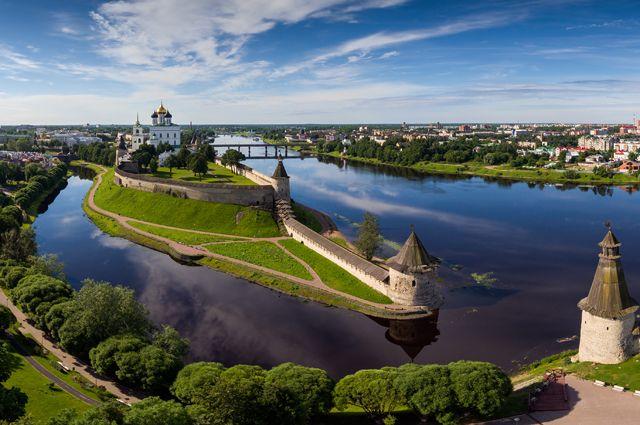 В Псковский край едут наслаждаться свежим воздухом и природой.