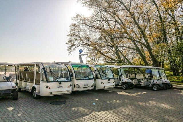 В Зеленоградске утверждена схема движения электротранспорта