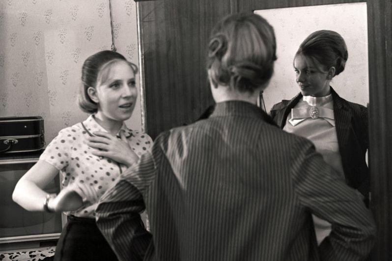 В 1970 году снял фильм «Начало» и женился на актрисе Инне Чуриковой, которая стала его музой.