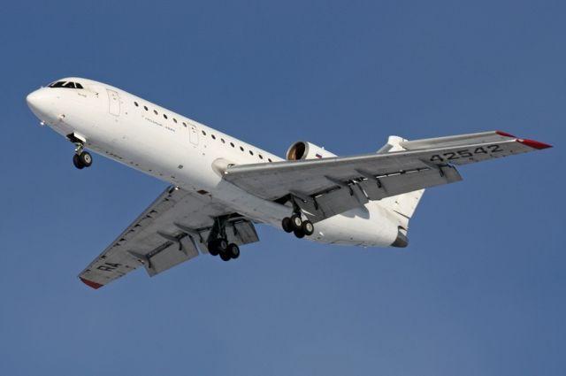 Следователи выясняют причину инцидента с Як-42 на Ямале
