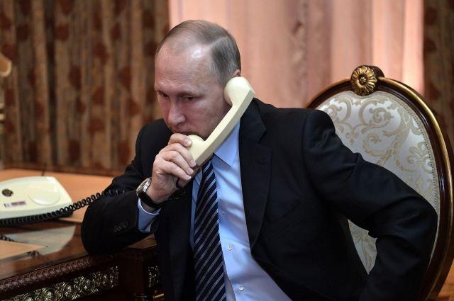 Путин обсудил с Меркель и Макроном ситуацию на Украине, в Сирии и Иране