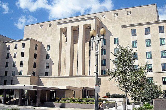 Госдеп США снова увидел признаки применения химоружия сирийскими властями